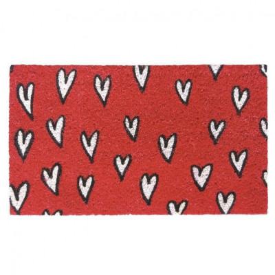 Doormat   Hearts