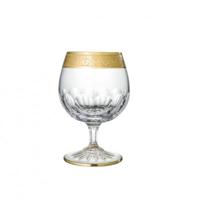 Romantic Kristall-Cognacgläser | 2er-Set
