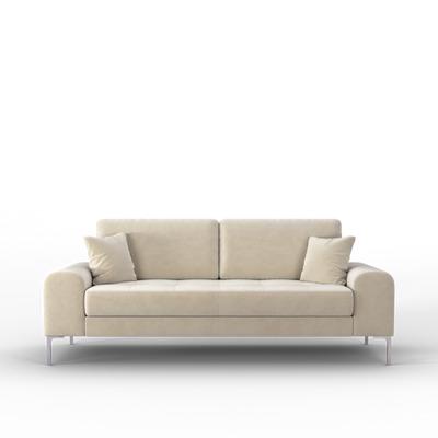 3-Sitzer Sofa Rime | Weiß