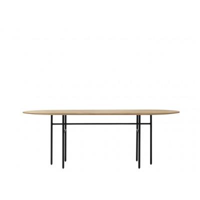 Tisch Snaregade Oval | Eiche