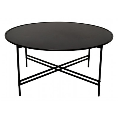 Beistelltisch Maison Ø 100 cm | Schwarz
