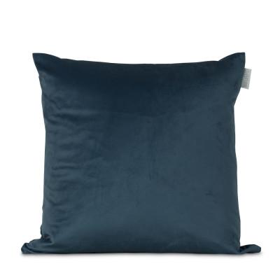Velvet Cushion Cover Dark Turquoise   100% Polyester