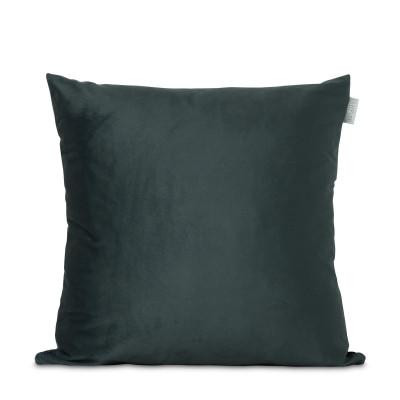 Samtkissenbezug Grün   100% Polyester