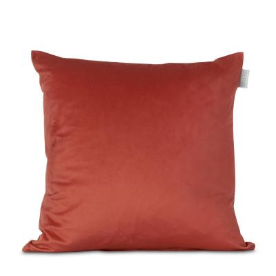 Samtkissen-Bezug Orange | 100% Polyester