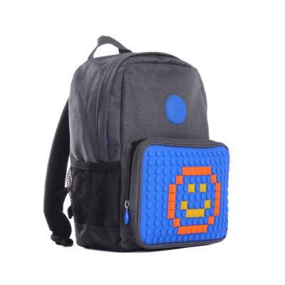 Medium Backpack | Blue
