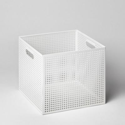 Aufbewahrungsbox THE BOX Large   Weiß