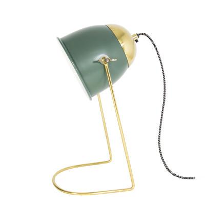 Tischlampe Feathery | Türkis