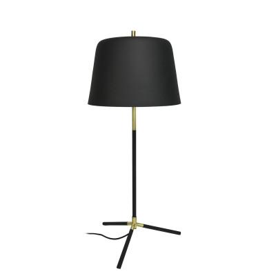 Tischlamp Tripod Lang | Schwarz
