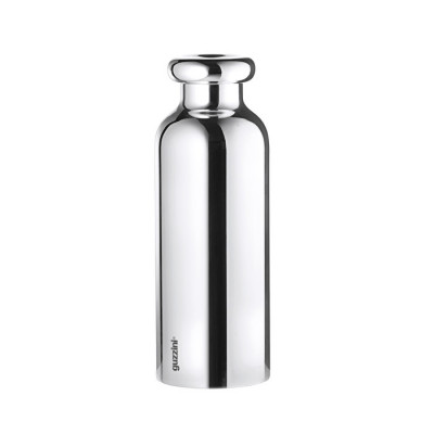 Thermo-Reiseflasche On the Go | Chrom