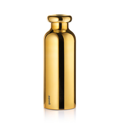 Thermo-Reiseflasche On the Go | Gold