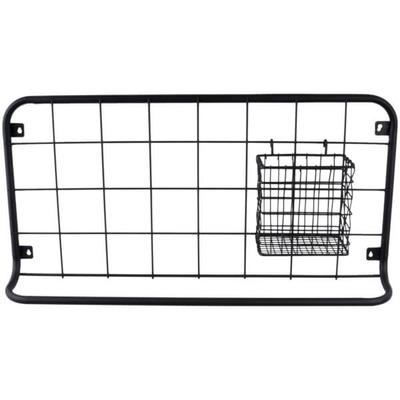 Küchenregal-Set Open Grid   Schwarz