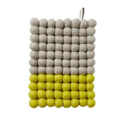 Trivet Rectangular Lime Dip
