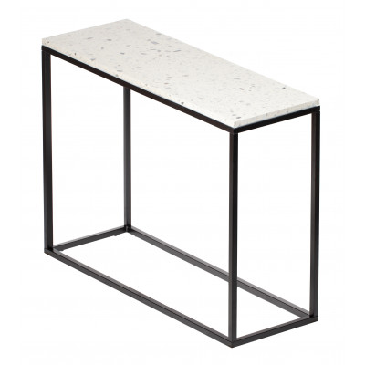 Konsole Bianco 100 x 35 cm | Weiß