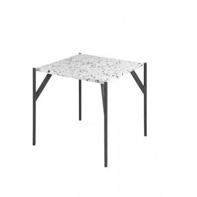 Air Terrazo-Tisch | 50 x 50 cm