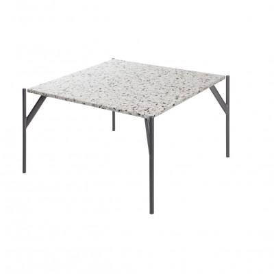 Air Terrazo-Tisch | 75 x 75 cm