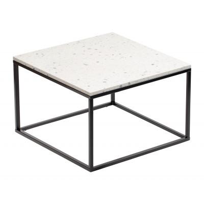 Beistelltisch Bianco 75 x 75 cm | Weiß