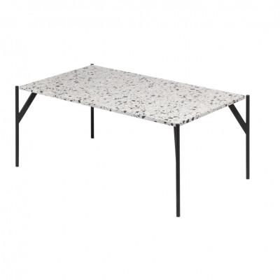 Air Terrazo-Tisch | 110 x 60 cm