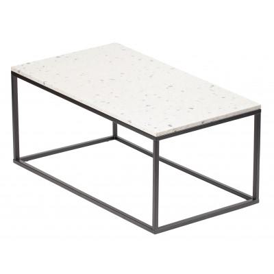 Beistelltisch Bianco 110 x 60 cm | Weiß