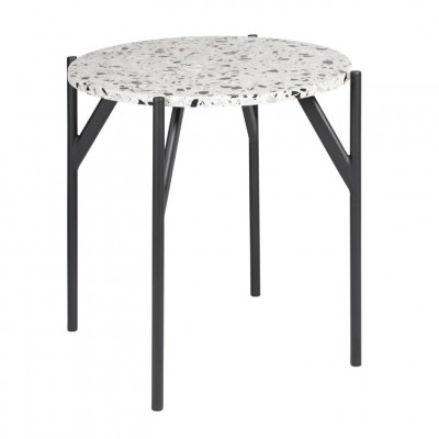 Air Terrazo-Tisch | ⌀ 50 cm