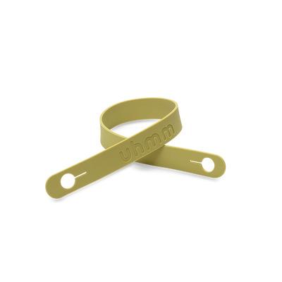 Silikonband Uhmm Box | Olive-No. 01