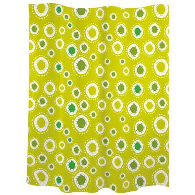 Duschvorhang | Grün