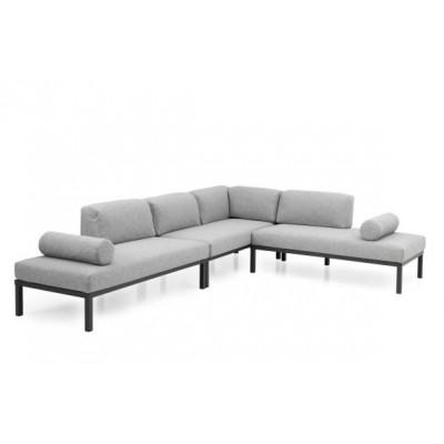Gonesse Modulares Lounge-Set | Anthrazit