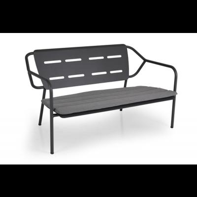 2-Sitzer-Sofa Minto | Anthrazit