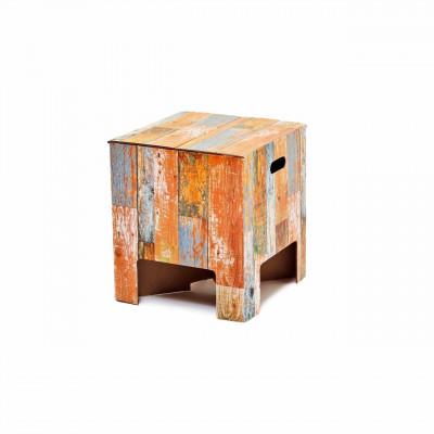 Niederländischer Design-Stuhl | Schrottholz