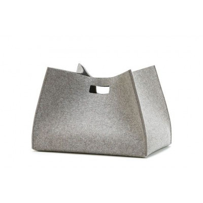 Tall Box Rectangular Light Grey