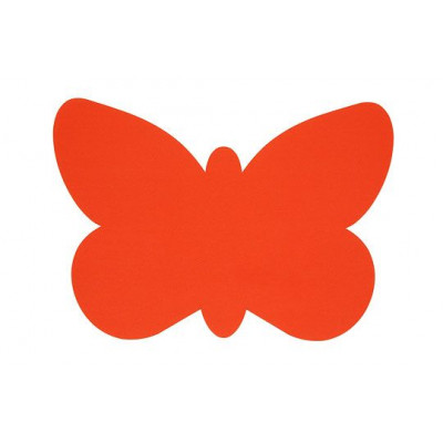 Filzteppich - Schmetterling