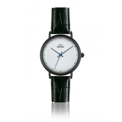Männeruhr Elbrus Classic | Schwarz & Weiß