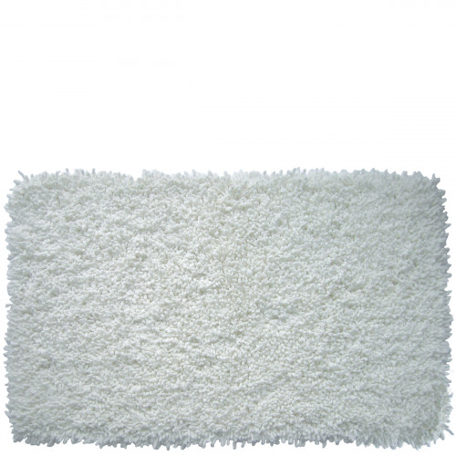 Tapis de Bain | 40 cm x 60 cm | Blanc