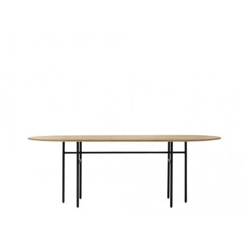 Tisch Snaregade Oval   Eiche