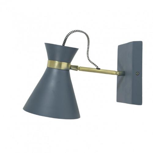 Focus Wall Lamp   Indigo