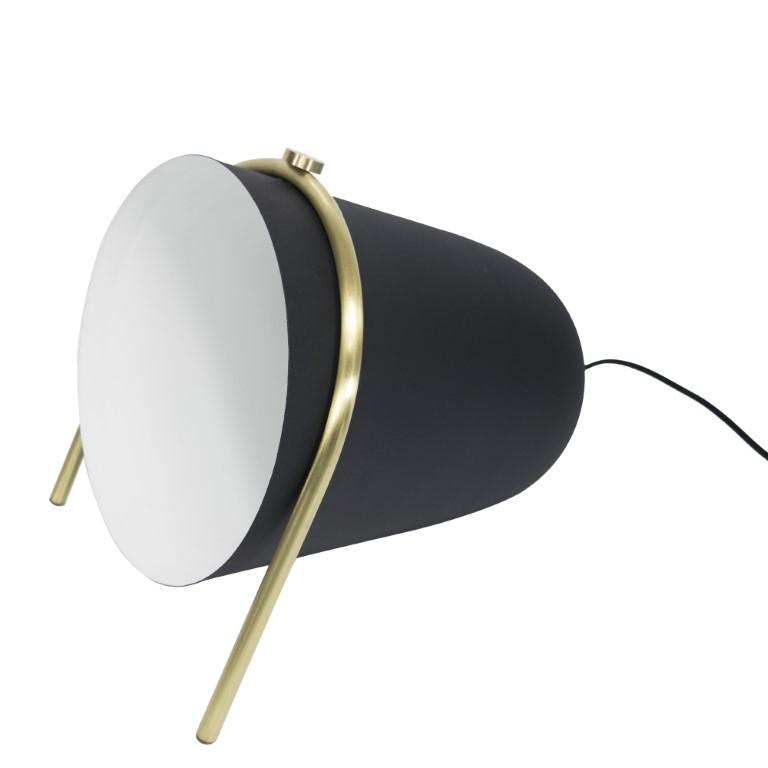 Nook Floor Lamp | Black