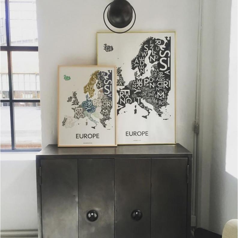 Barcelona-Poster   Grau