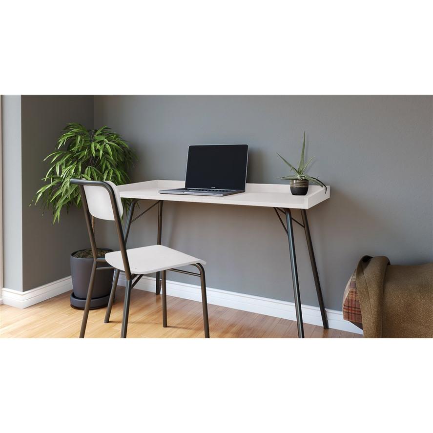 Schreibtisch Rayburn | Weiß