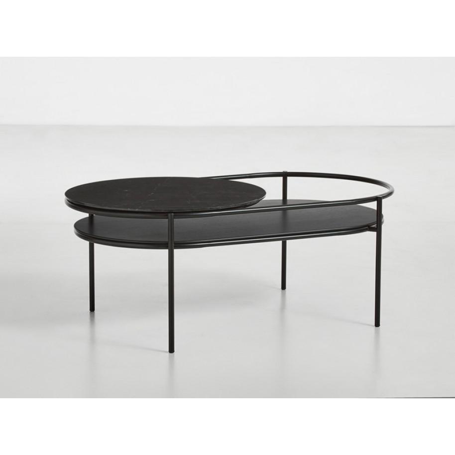 Coffee Table Verde Marble   Black