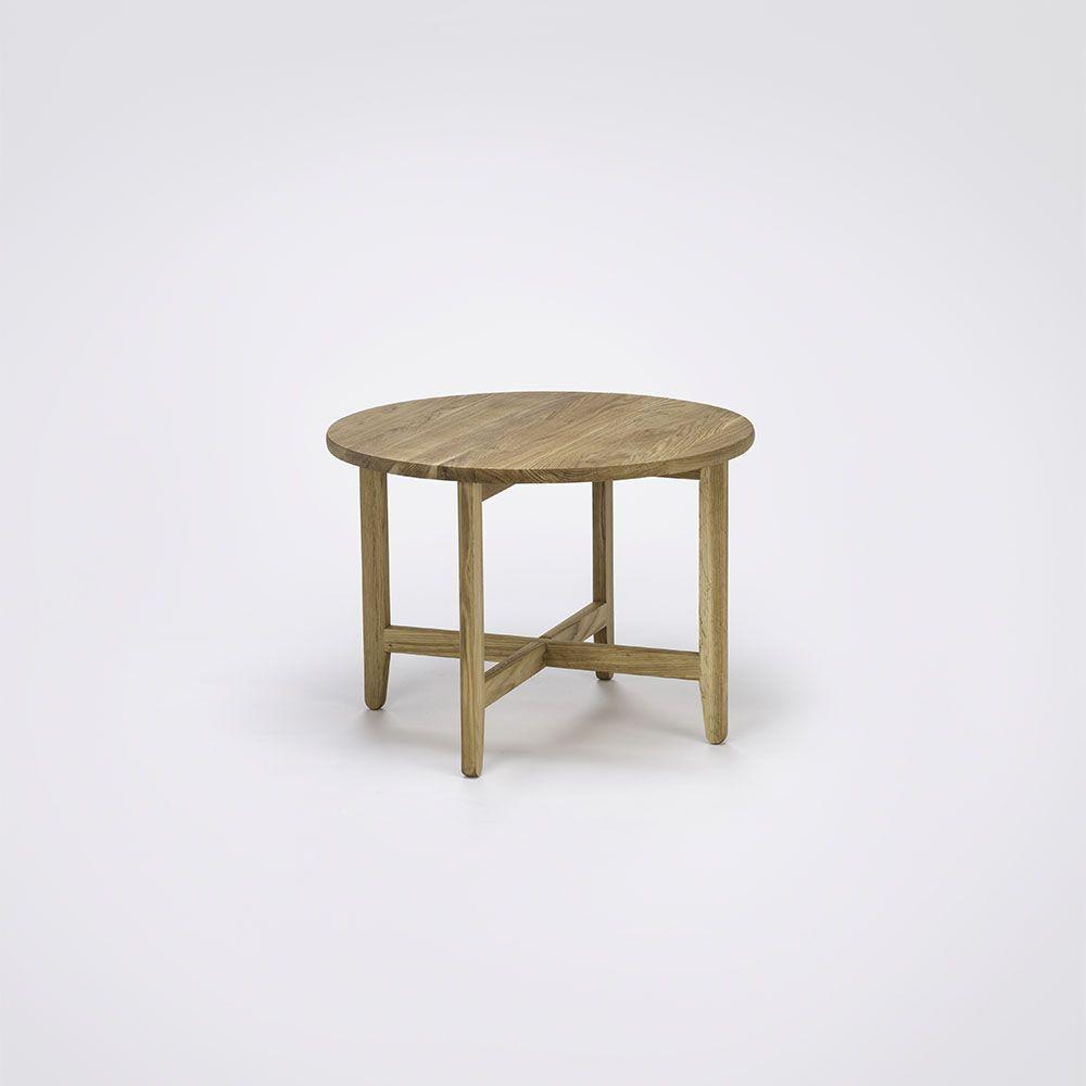Lounge Table Spän Ø60 | Oak