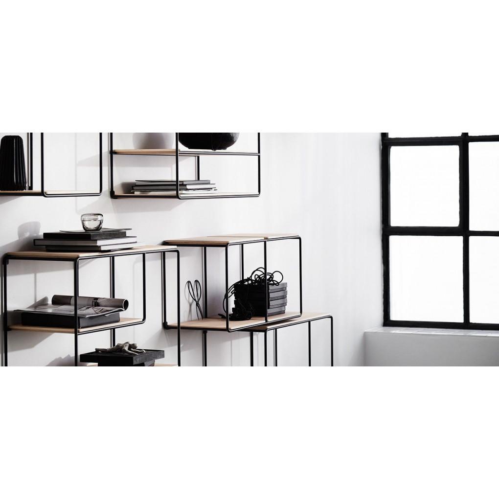 Anywhere Shelves | 1x2 4 Shelves