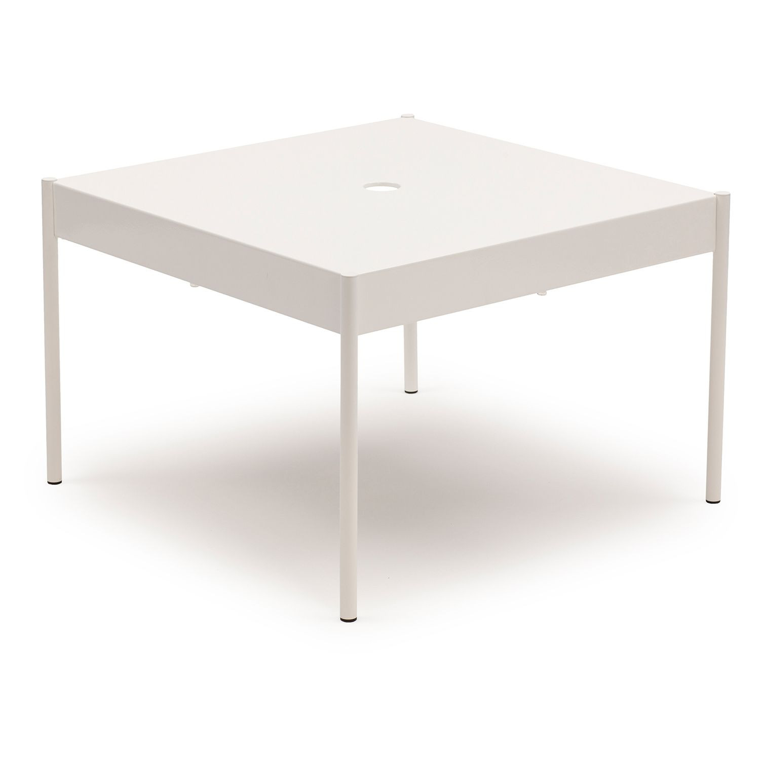 La Table Stackable Sofa Table ST/670x670   White RAL 9016