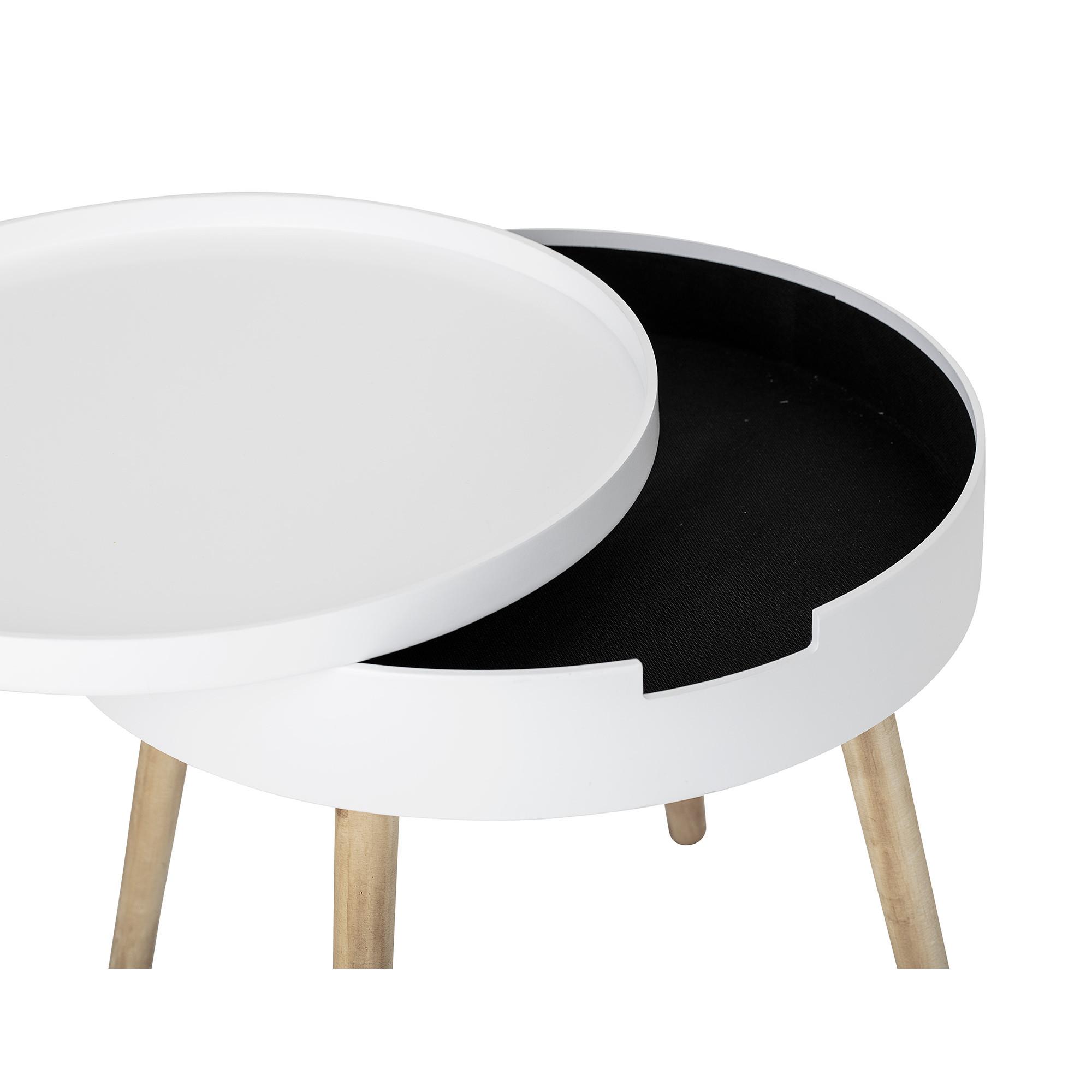 Coffee Table Tapa   White