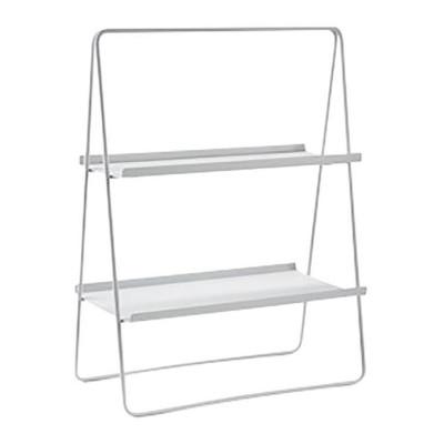 Ablage A-table | Weiches Grau