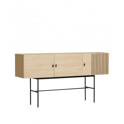 Sideboard Array 180 cm   Helles Holz