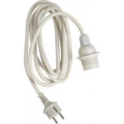 Outdoor Leuchte Kabel Flex Out | Weiß