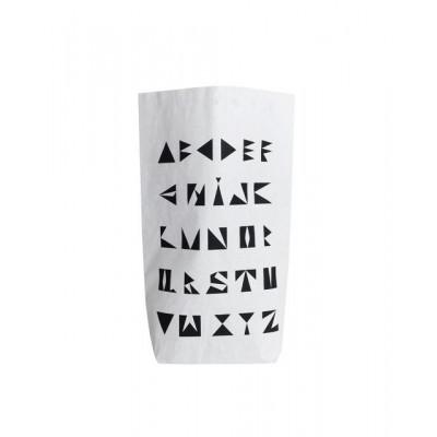 Paper Bag   Alphabet