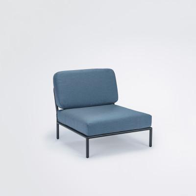 Outdoor-Lounge-Stuhl Level  | Carbon Sky