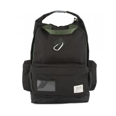 Feed Health Backpack Schwarz