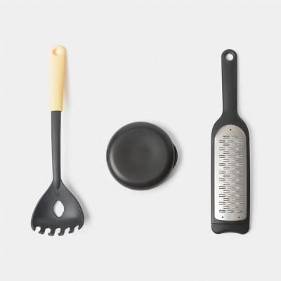 Italienischer Koch-Set