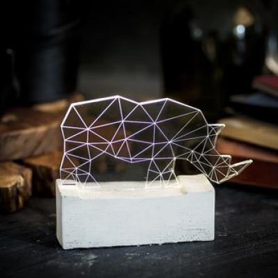 Rhino Table Lamp